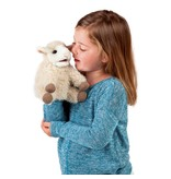 Folkmanis Hand Puppet: Lamb