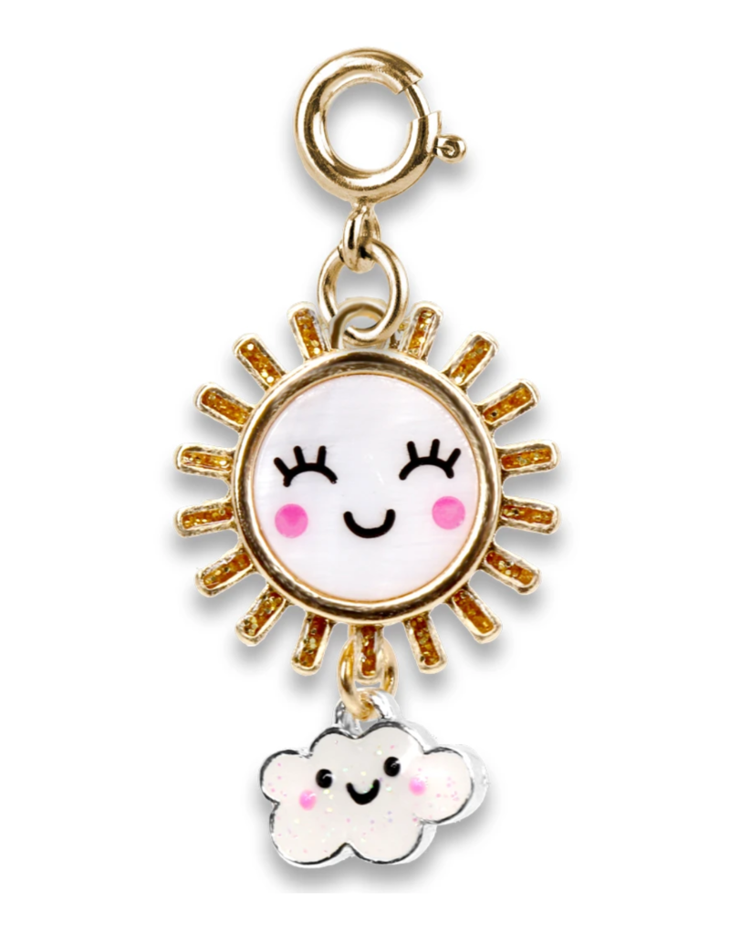 Charm It! Charm It: Gold Sunshine Charm