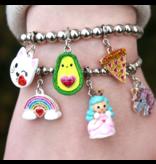 Charm It! Charm it: Glitter Rainbow Charm