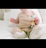 LouLou Lollipop Pacifier Clip: Rainbow