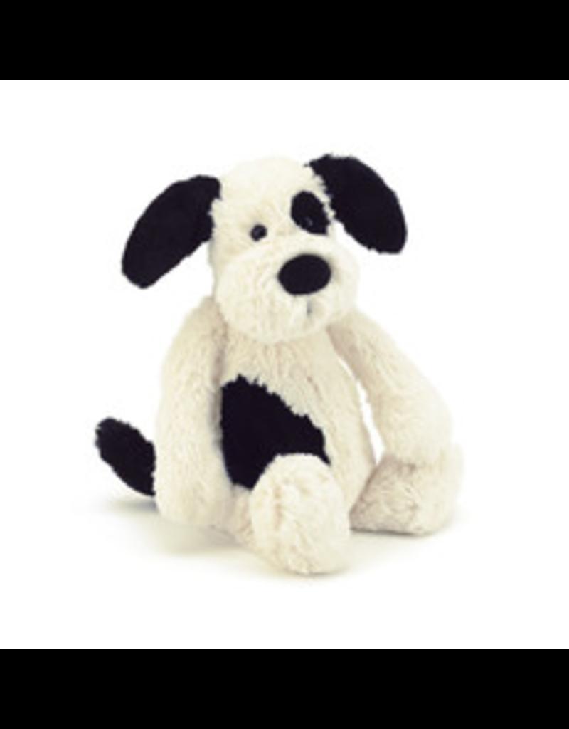 Jellycat Bashful B/W Puppy
