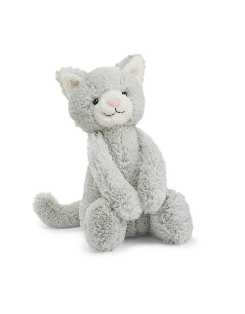 Jellycat Bashful: Grey Kitty Medium