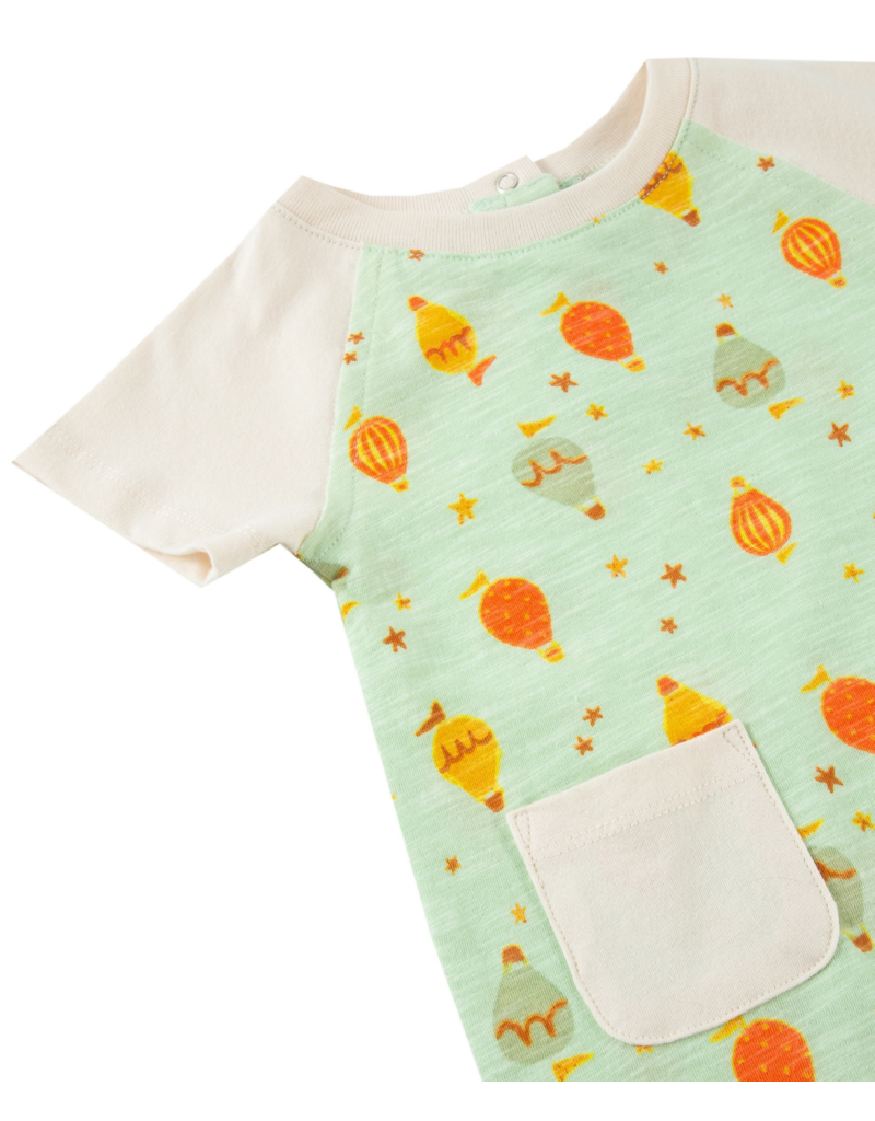 Peek The Wonderful Things You Will Be: Balloon Coverall