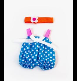 Miniland Newborn Doll Clothes: Jumper Set