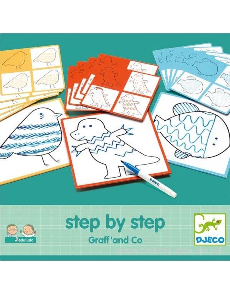 Djeco Step By Step: Graff & Co
