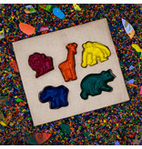 Crazy Crayons Zoo Crayon Set