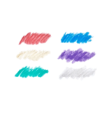Ooly Chunkies Metallic Paint Sticks - 6pc