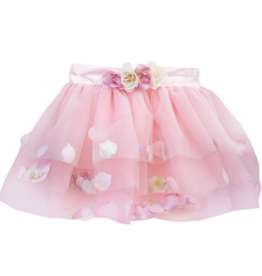Great Pretenders Golden Rose Petal Skirt, Size 4-6
