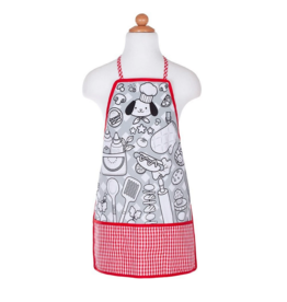 Great Pretenders Color A Apron - Chef