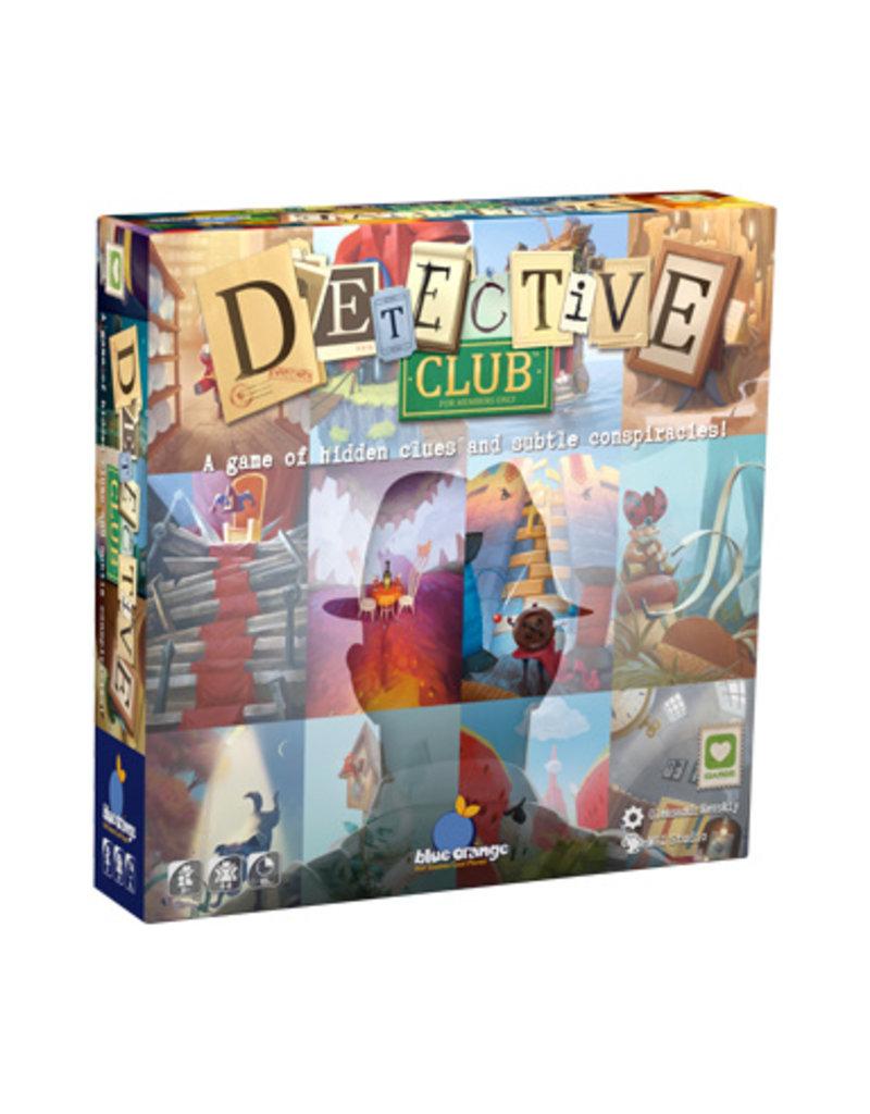 Blue Orange Detective Club