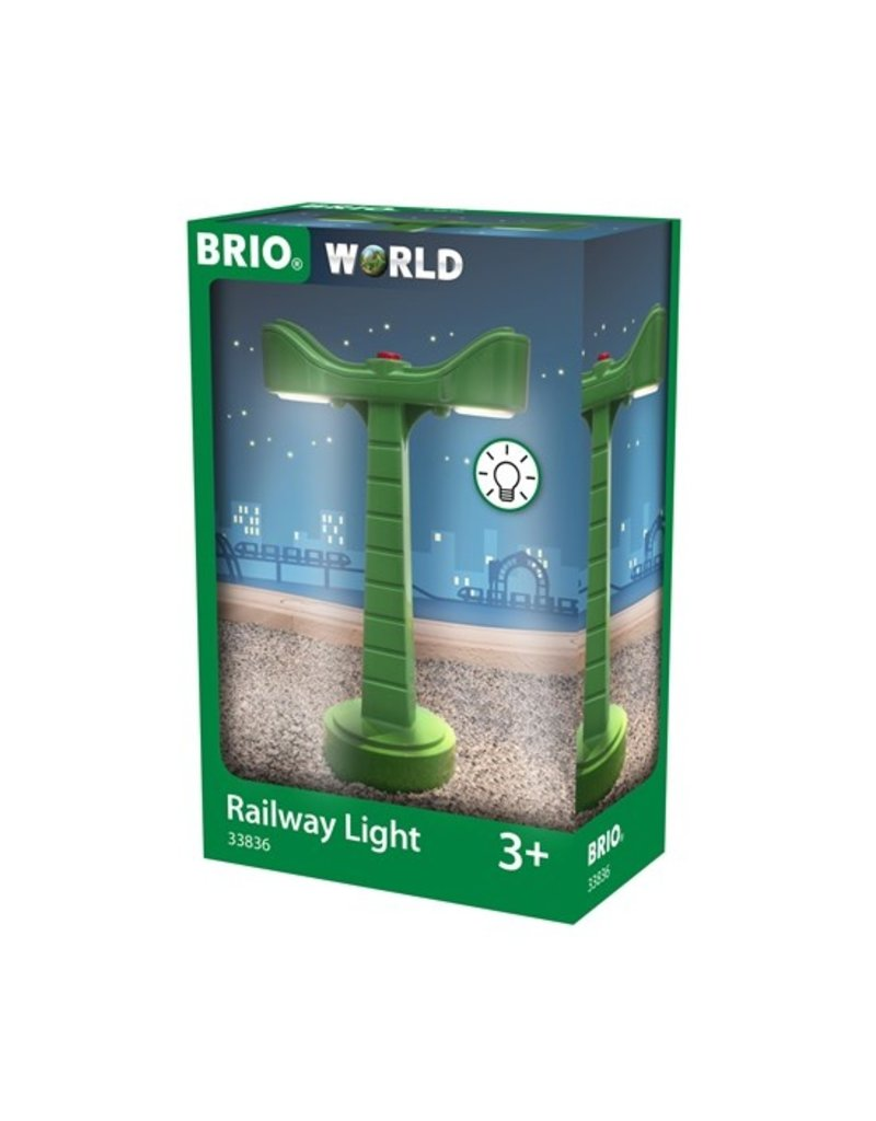 Brio Railway Train Track Light