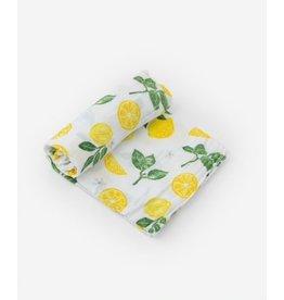 Little Unicorn Swaddle: Lemon Drop