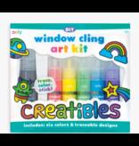 Ooly Creatibles DIY Window Art