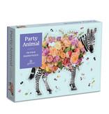 Chronicle 750 Pcs: Shaped Party Animal Puzzle