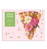 Chronicle Shaped Pizza Party Puzzle: 750pcs