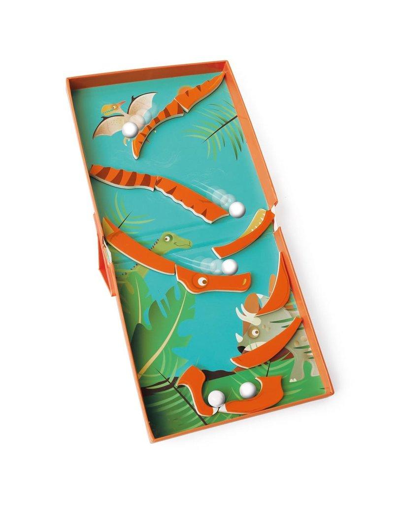 Magnetic Puzzle Run: Dino