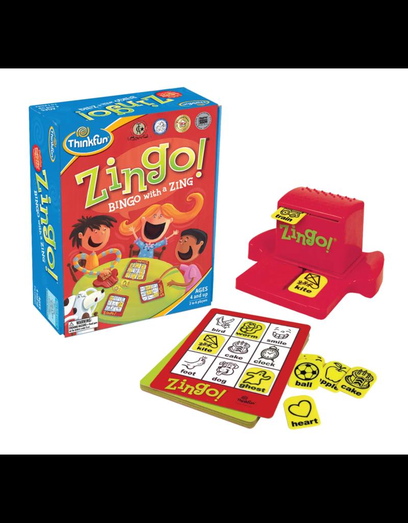 Think Fun Zingo! 1-2-3