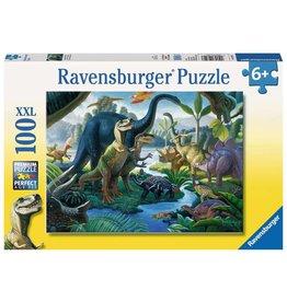 Ravensburger 100 pcs: Land of the Giants