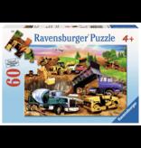 Ravensburger 60 pcs: Construction Crowd