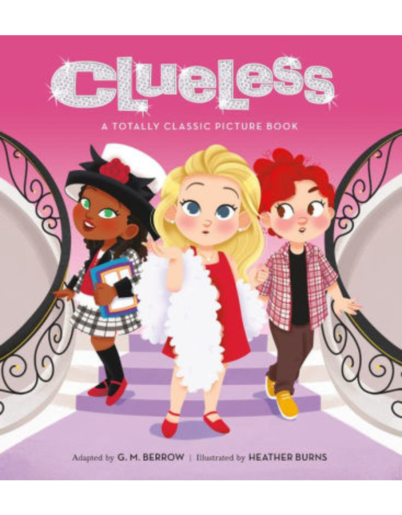 Hachette Clueless: A Totally Classic Picture Book