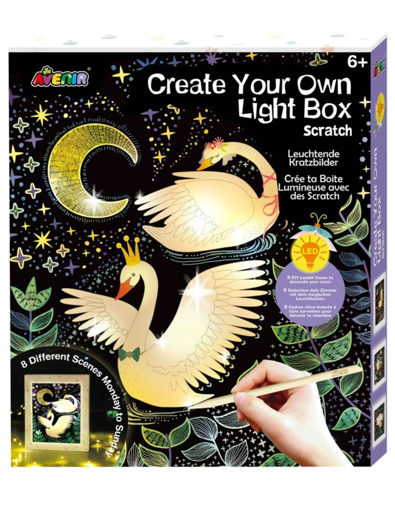 Create Your Own Light Box