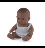 Miniland Newborn Doll: Hispanic Boy