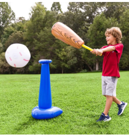 Hearth Song Giant Inflatable T-Ball