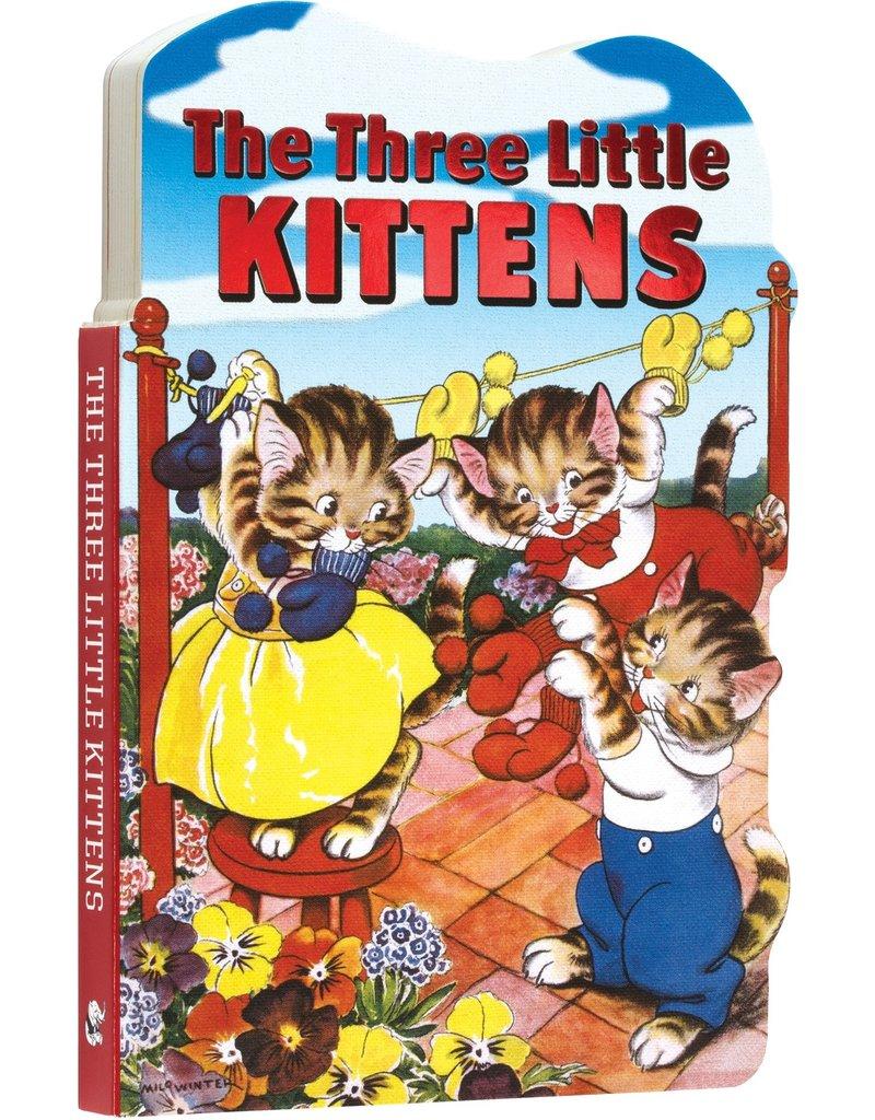 Ingram 3 Little Kittens Boardbook