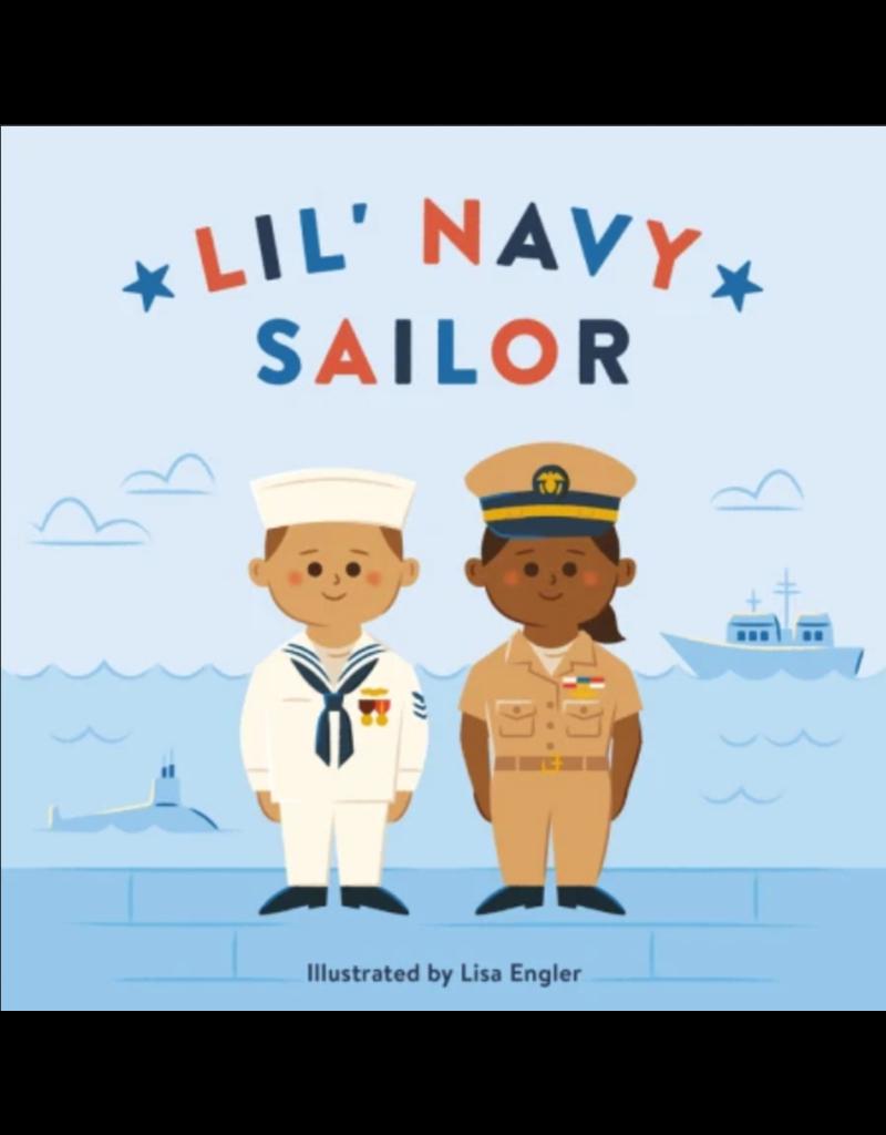 Hachette Lil' Navy Sailor