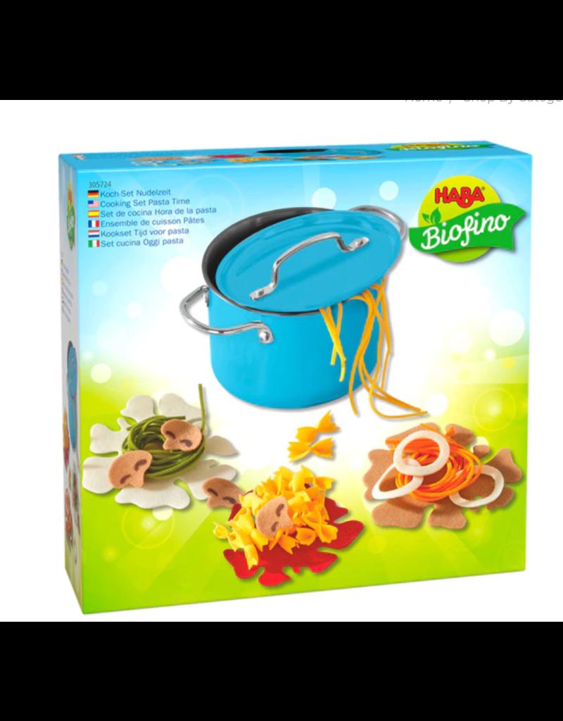 Haba Pasta Time Cooking Set
