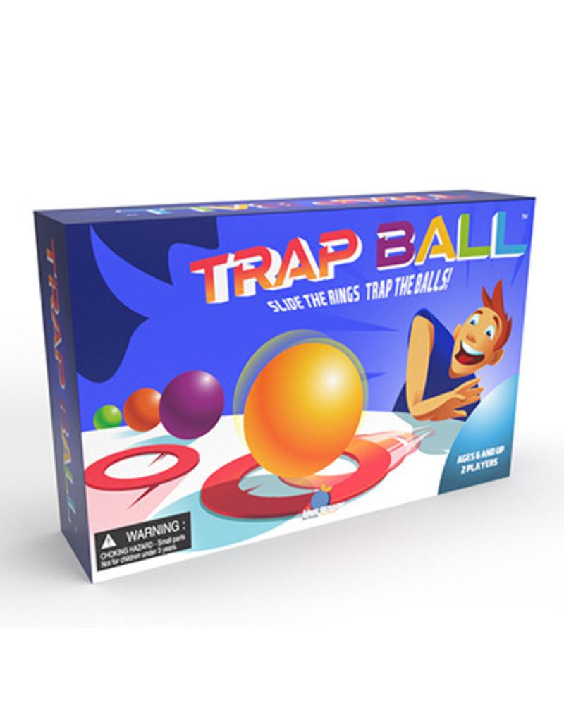 Blue Orange Trap Ball