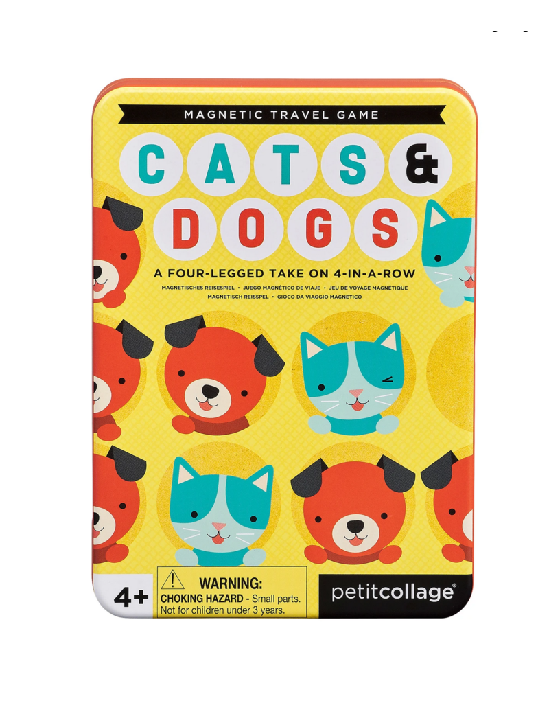 Hachette Cats & Dogs: 4 In A Row