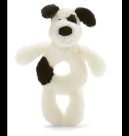 Jellycat Ring Rattle: Bashful Puppy