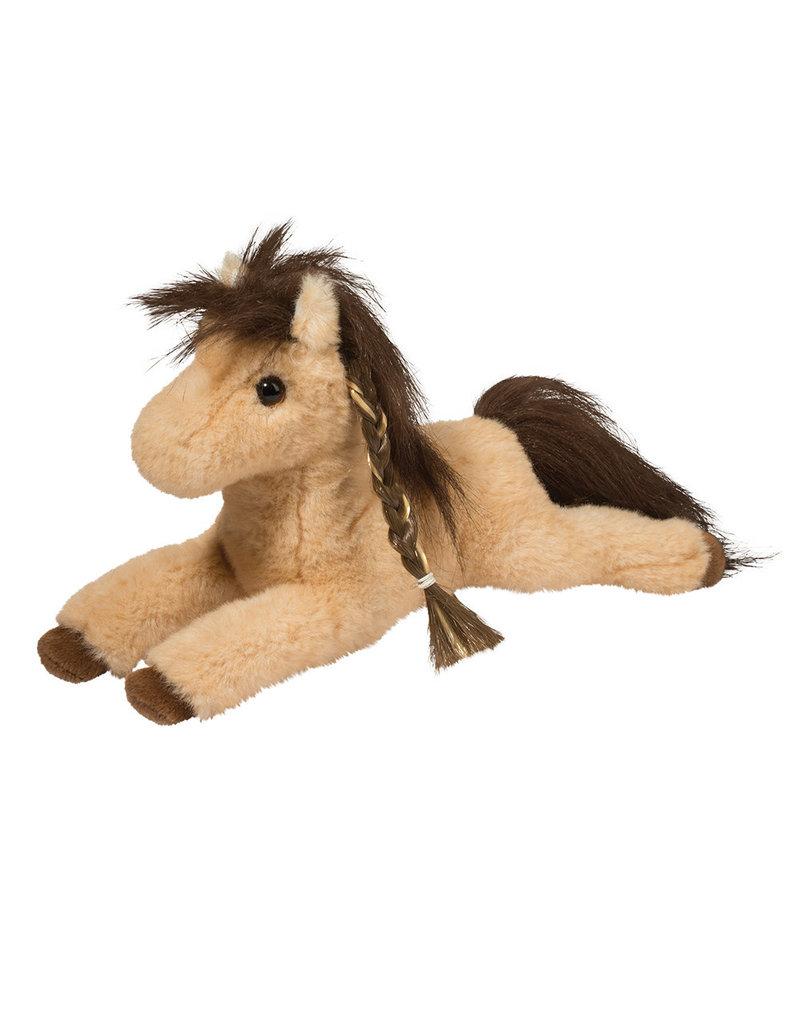 Douglas Cisco Tan Horse