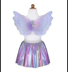 Great Pretenders Magical Unicorn Skirt & Wings, 4-6yo