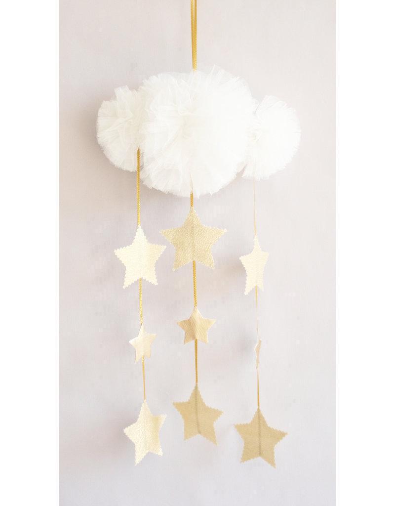 Alimose Alimrose Tulle Cloud Mobile