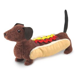 Folkmanis Finger Puppet: Hot Dog