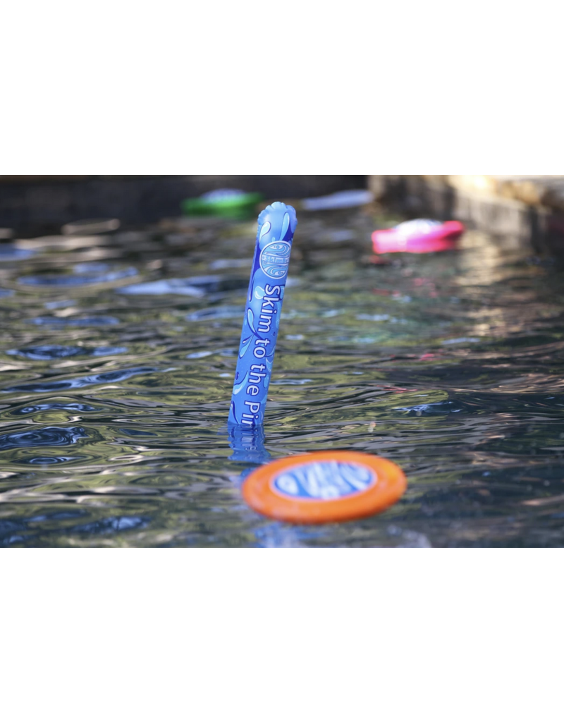 Waterline Toys Skim to the Pin - Blue