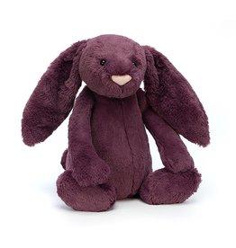 Jellycat Bashful Plum Bunny Large