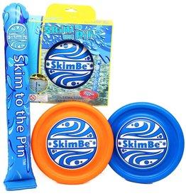 Waterline Toys Skim to the Pin - Blue/Orange