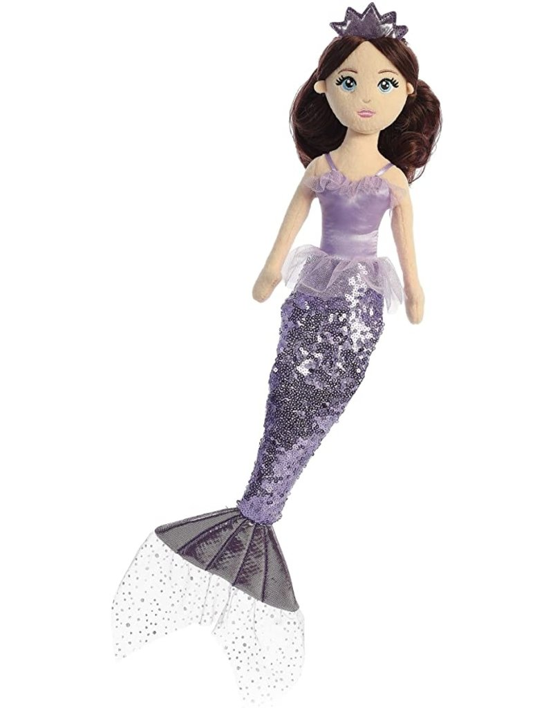 "Aurora Mermaid: 18"" Sparkes Iris Tutu"