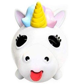 Meekins Jabber: White Unicorn