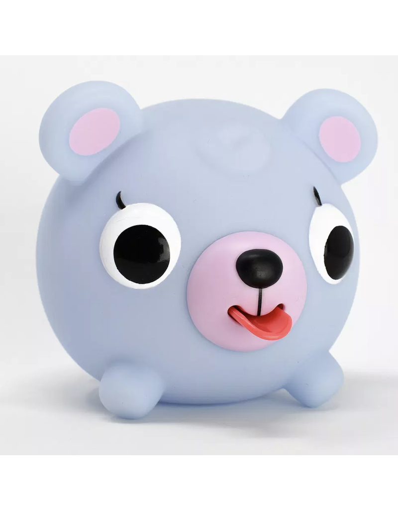 Meekins Jabber: Neon Blue Bear