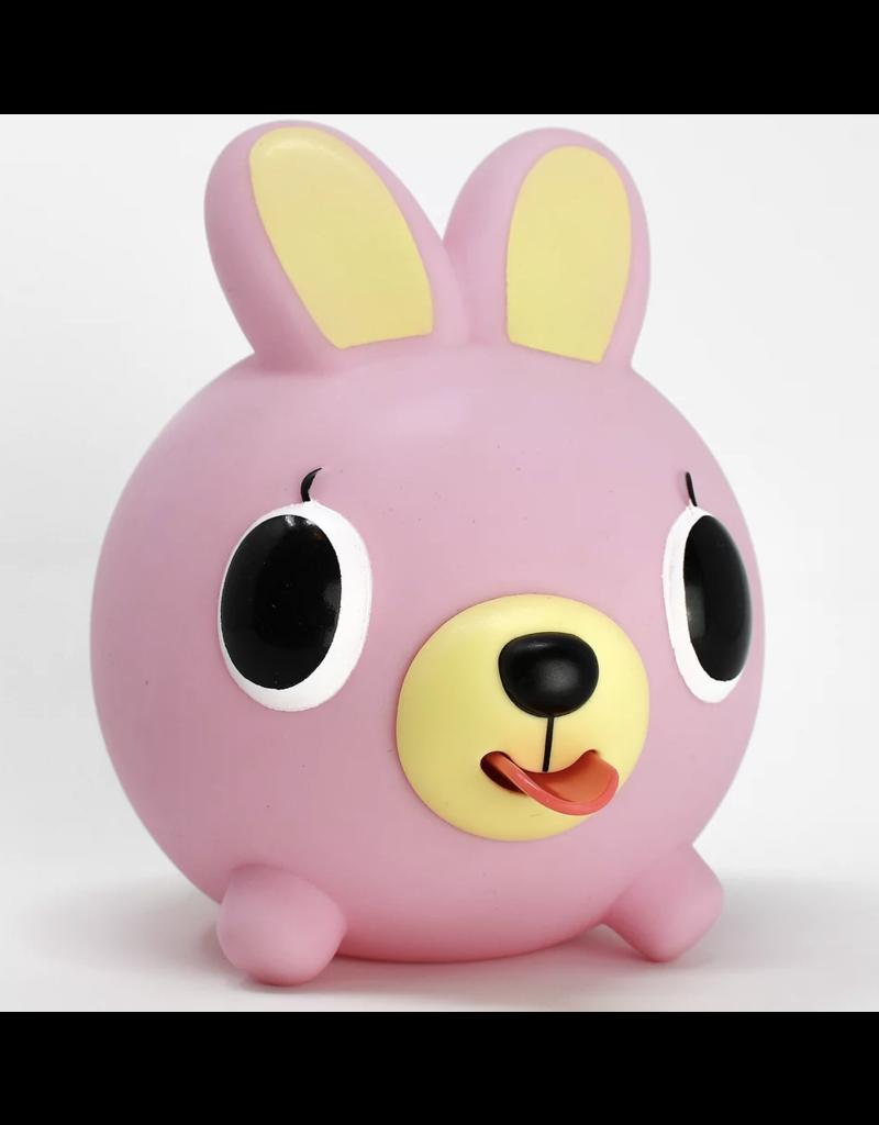 Meekins Jabber: Neon Pink Bunny