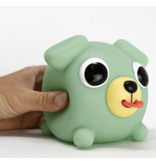 Meekins Jabber: Neon Green Dog