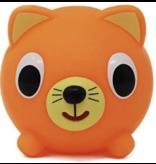 Meekins Jabber: Neon Orange Cat