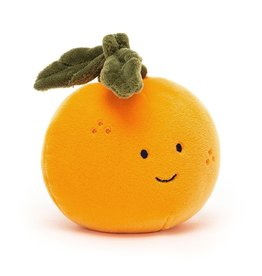 Jellycat Fabulous Fruit: Orange