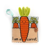 Jellycat I Am A Carrot Soft Book