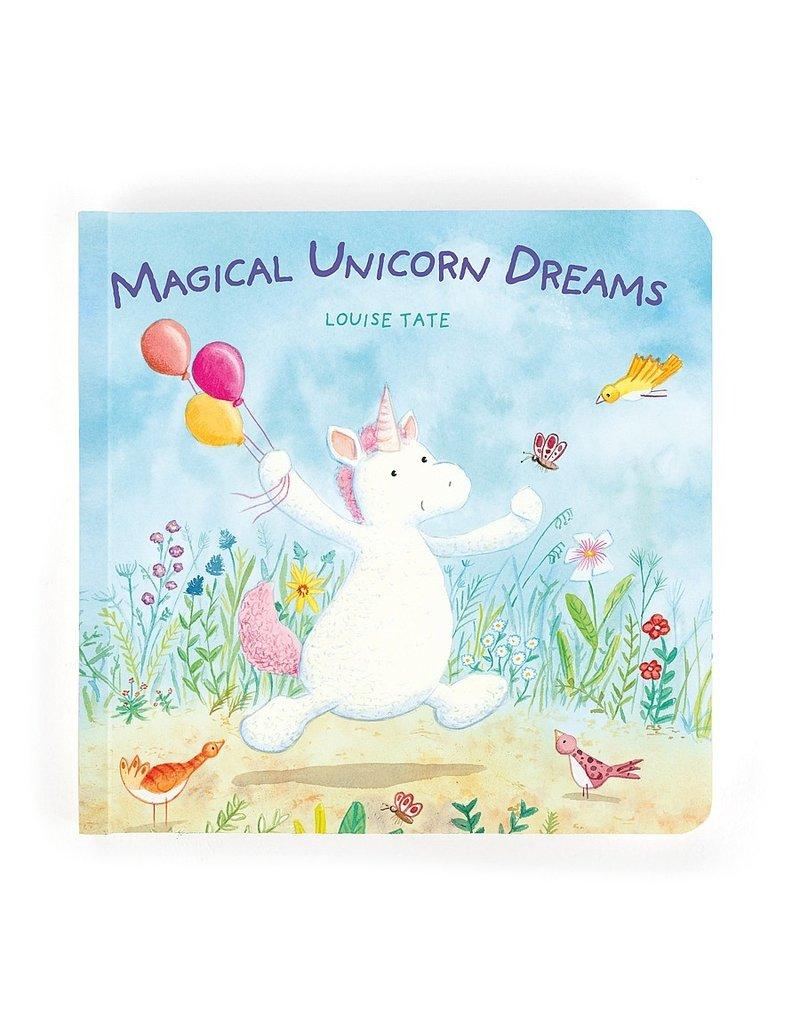 Jellycat Magical Unicorns Book