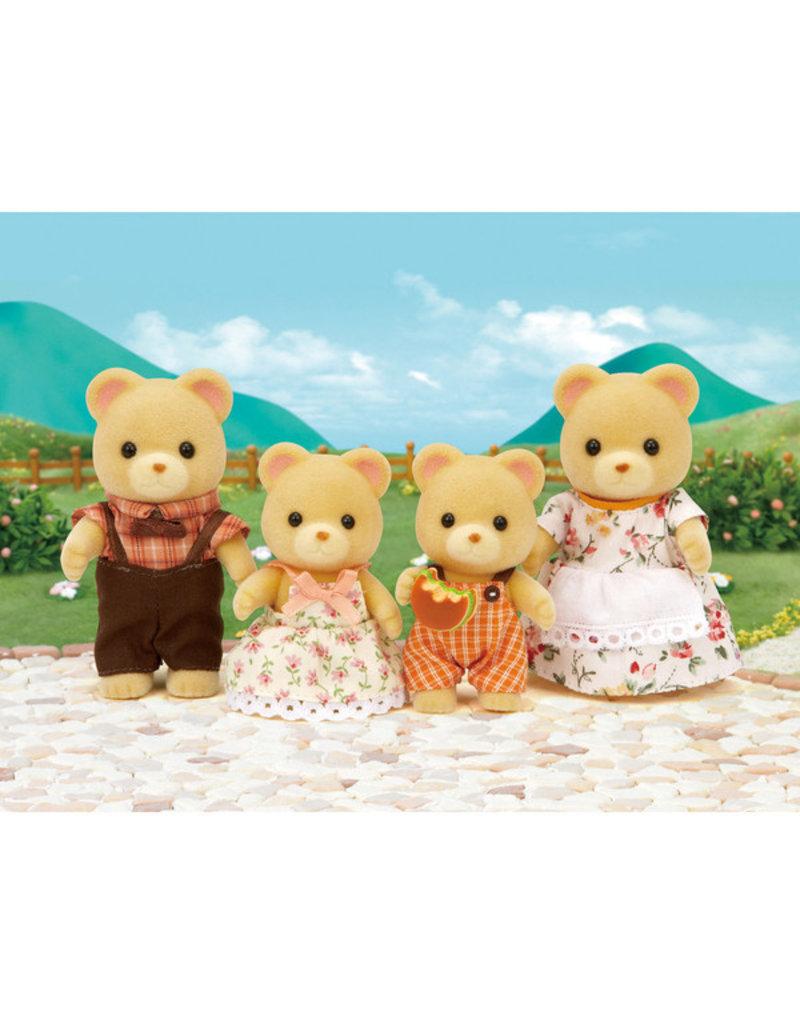 Epoch Calico: Cuddle Bear Family